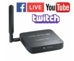 EPIPHAN WEBCASTER X2 FACEBOOK LIVE, YOUTUBE, AND TWITCH ENCODER