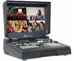 DATAVIDEO HS-1500T HDSD 4-CHANNEL HDBASET PORTABLE VIDEO STUDIO