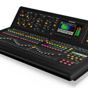 MIDAS M32IP MIDAS DIGITAL CONSOLE FOR LIVE AND STUDIO WITH 40 INPUT CHANNELS, 32 MIDAS MICROPHONE