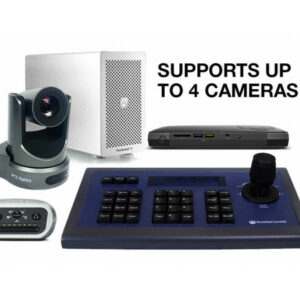 PTZOPTICS PRODUCER PLUS 30X LIVE STREAMING BASE KIT