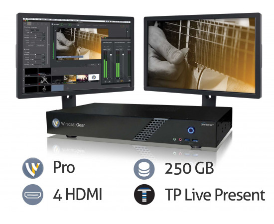 TELESTREAM WIRECAST GEAR 110