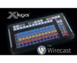 Telestream Wirecast Gear 110 with XKeys Controller