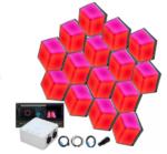 AMERICAN DJ 3D VISION SYS TWO | 15 X 3D VISION, 1 X MYDMX 3.0, 1 X MPC10, 1 X PLC6, 1 X NET456, 1 X ACRJ453PM