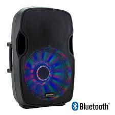 Gemini AS-15BLU 15 Powered Loudspeaker with Bluetooth