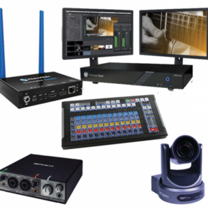 TELESTREAM WIRECAST GEAR 210 NDI STREAMING BUNDLE