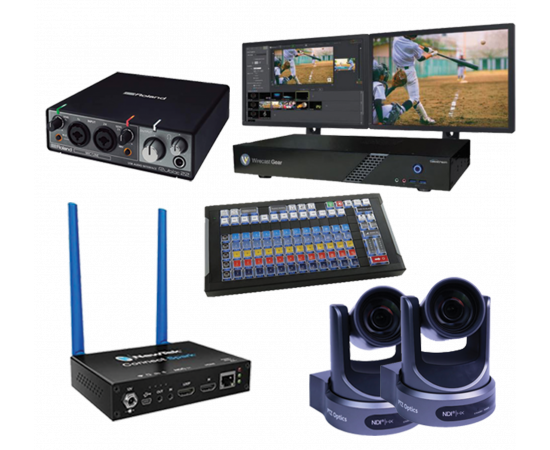 TELESTREAM WIRECAST GEAR 230 NDI STREAMING BUNDLE