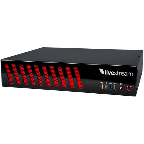Livestream Studio HD51-4K All-in-one Live Production 5 input Switcher with 4K