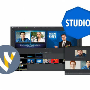 TELESTREAM WIRECAST STUDIO PC/Mac