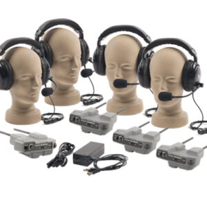 Anchor Pro-540 Pro-Link 500 4 Dual Headset Wireless Intercom System