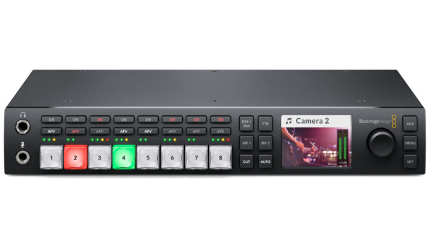 Blackmagic Design BMD-SWATEMTVSTU/HD ATEM Television Studio HD Live Production Switcher