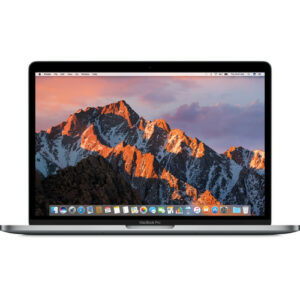 "Apple MacBook Pro Dual Core™ i5 2.3GHz 128GB SSD 8GB 13"" (2560x1600) BT Mac OS Sierra Webcam Backlit Keyboard SPACE GRAY - MPXQ2LL/A - $1129"