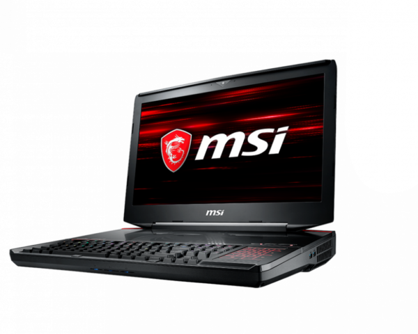 "MSI GT83 TITAN SLI Core™ i7-8850H 2.6GHz 1TB+2*256GB SSD 32GB 18.4"" (1920x1080) BLU-RAY/BD-RW DUAL NVIDIA® GTX 1080 8192MB (16GB) Backlit Keyboard  - GT83 TITAN-014 - Only $2899!"