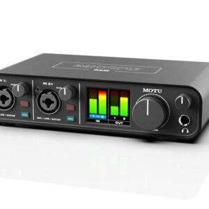 MOTU MOTU2 2 Channel Audio USB Interface