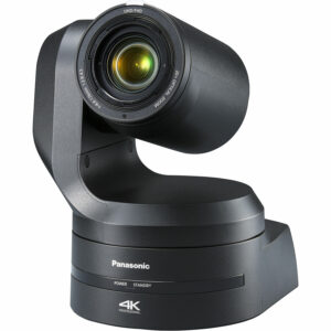 PANASONIC AW-UE150W UHD 4K 20X PTZ CAMERA - 4K Broadcast Quality PTZ Camera
