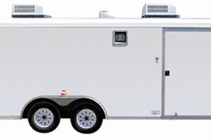 TSC VPTR-24 24 Foot Mobile Live Streaming Video and Audio Production Trailer