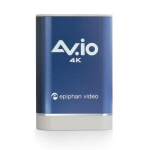 Epiphan AV.io 4K ESP1360 HDMI to USB 4K Capture Card with Hardware Scaling
