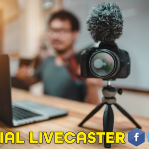 Social Livecaster - Multiple Broadcast Live Video On Every Platform | $19.95