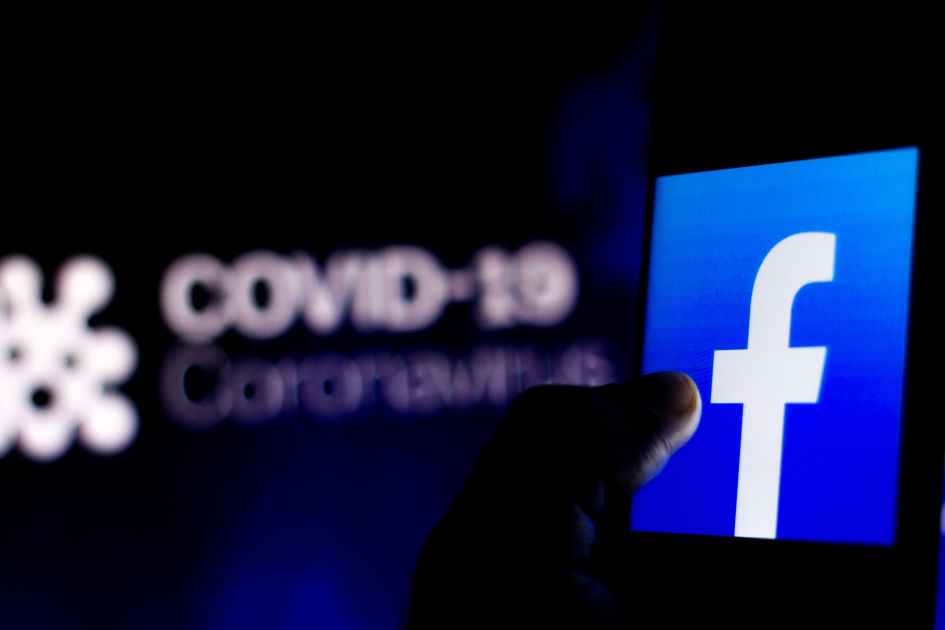 Facebook sues cloaking software maker for deceptive COVID-19 ads