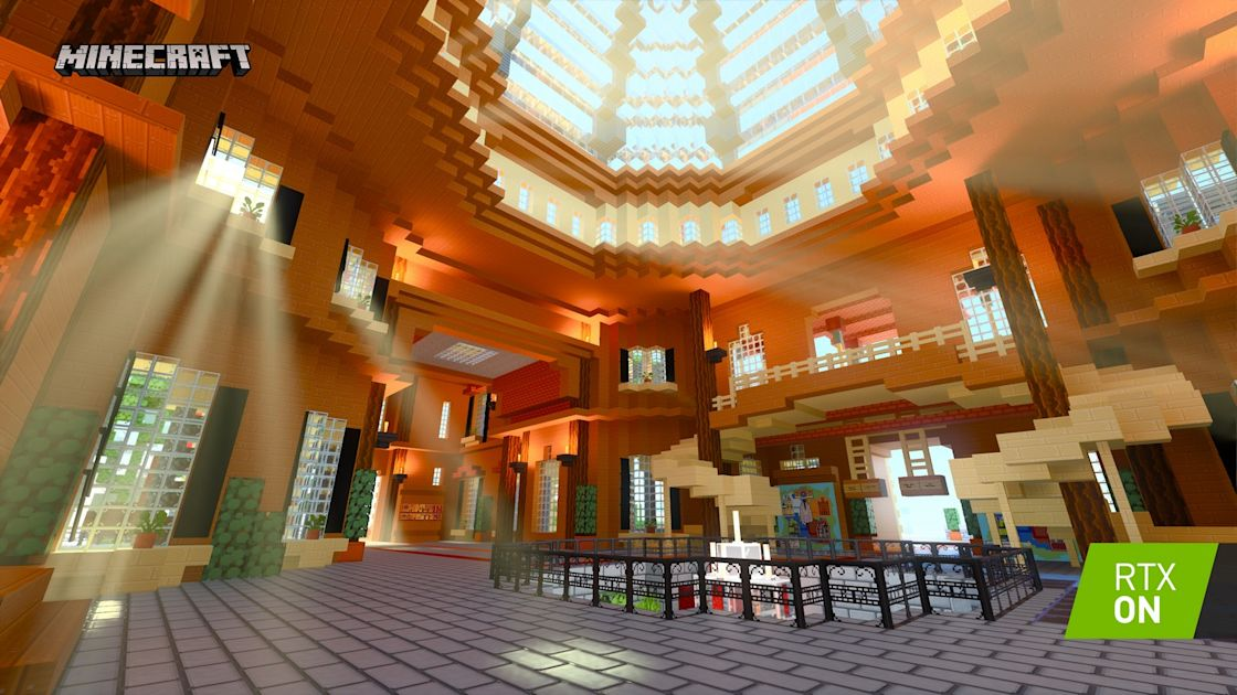 The Morning After: Ray tracing makes 'Minecraft' look like a new game