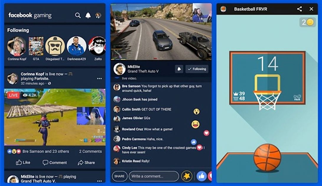 The Morning After: Facebook's gaming app plans