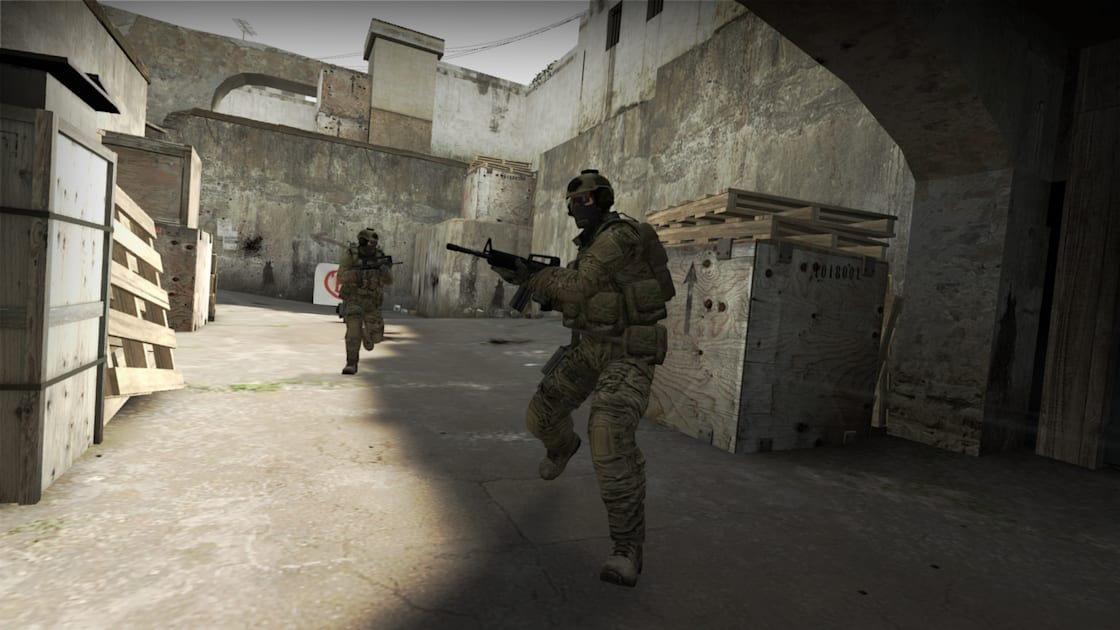 Valve: no reason for alarm over 'CS:GO' source code leak