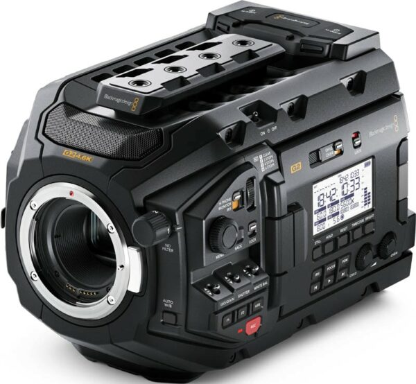 Blackmagic Design BMD-CINEURSAMUPRO46KG2 URSA Mini Pro 4.6K G2
