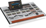 Behringer WING 48 Channel-28-Bus Full Stereo Digital Mixing Console with 24-Fader Control Surface & 10 inch Touchscreen
