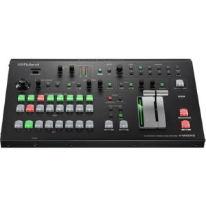 Roland V-600UHD 6-Input HDR 4K/UHD HDMI 2.0 & 12G-SDI Video Mixer Video Production Switcher