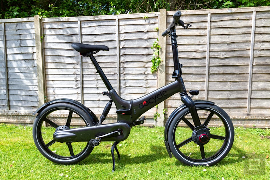 Gocycle's GXi is a folding e-bike with few equals