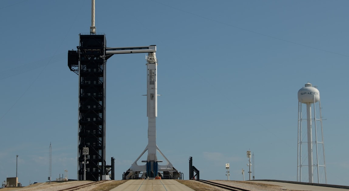 The Morning After: SpaceX prepares for Crew Dragon's biggest test