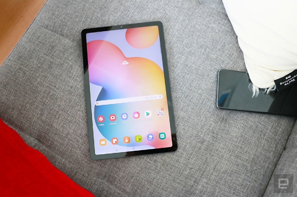 Samsung Galaxy Tab S6 Lite review: Just a really good Android tablet