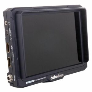 Datavideo TLM-700K 7 Inch 4K LCD Monitor with HDMI Input and Output - $199