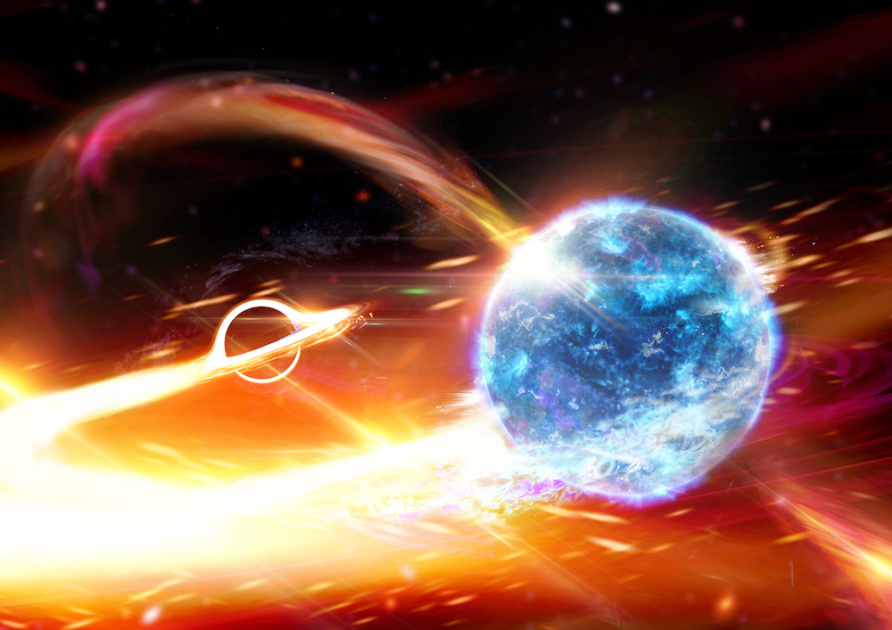 The Morning After: The lightest black hole or the heaviest neutron star?