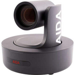 AIDA Imaging PTZ-X12-IP Broadcast/Conference FHD IP/SDI/HDMI/USB3 PTZ Camera with Auto Tracking -$1425