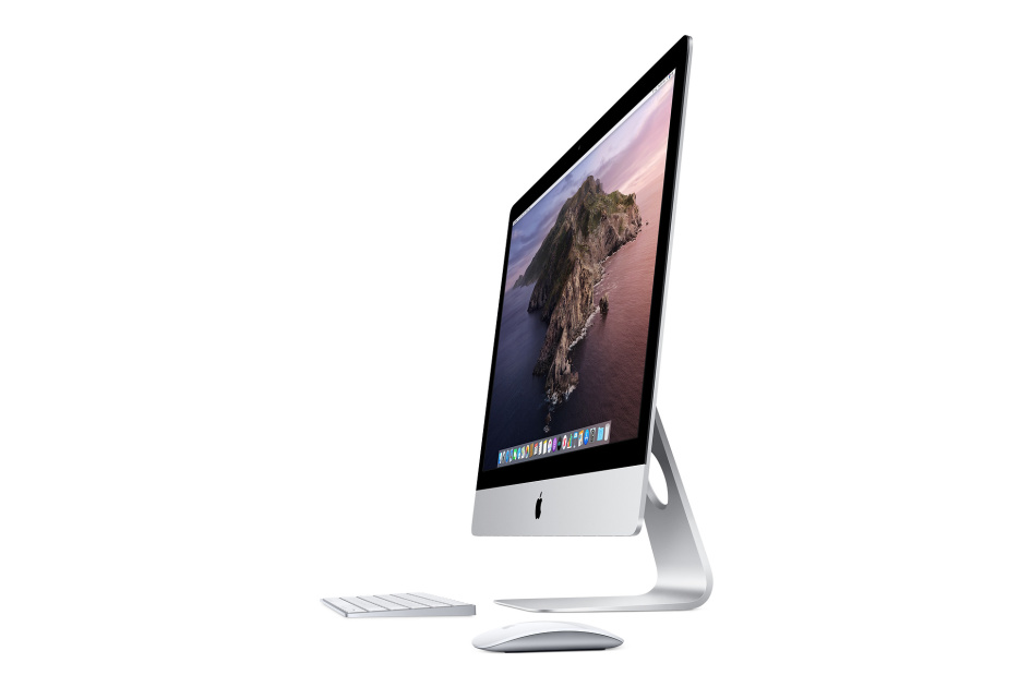 We shot this video about the new iMac on the iMac's upgraded webcam
