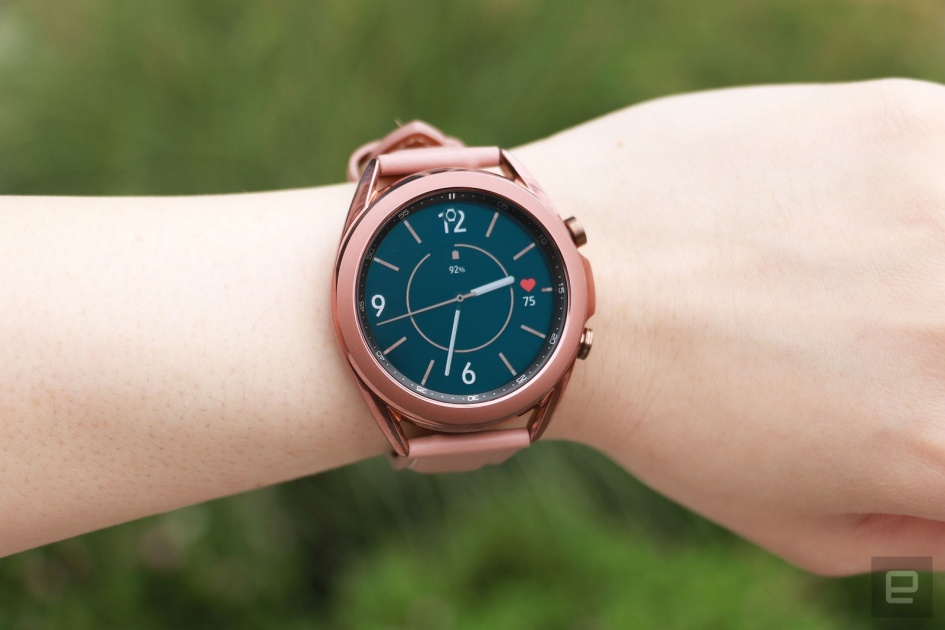 Galaxy Watch 3 review: The best non-Apple smartwatch