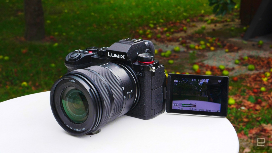 Panasonic Lumix S5 review: Incredible video power in a smaller package
