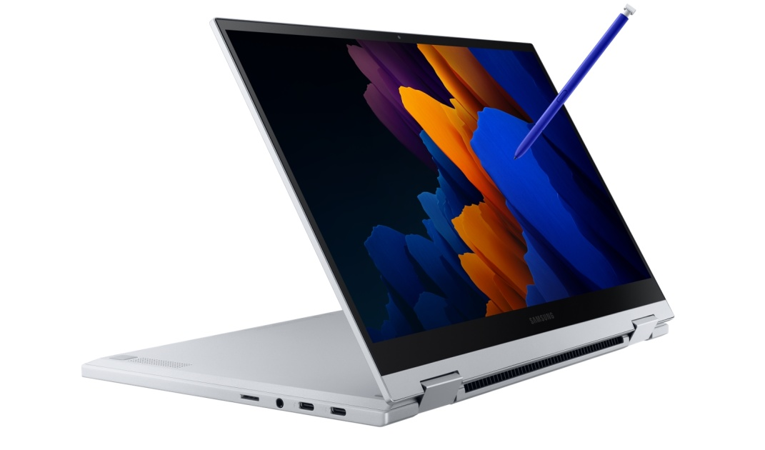 Samsung's latest Galaxy Book Flex gets 5G and 11th-gen Intel CPUs