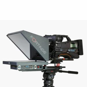 Fortinge ERA 19HB 19'' Studio Prompter Set with SDI Input & Output, Tally & Talent Monitor (High Brightness)