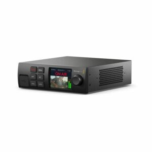 Blackmagic Design Web Presenter HD - Live stream from any 12G‑SDI video source direct to YouTube, Facebook, Twitter and more!